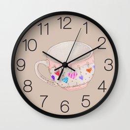 Mini Mug Wall Clock