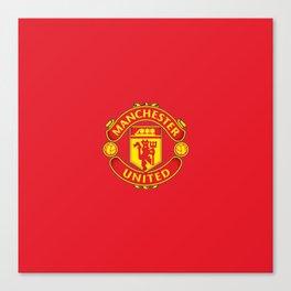 United Red Devil Canvas Print