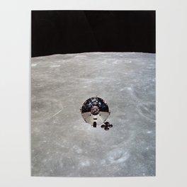 Apollo 10 - Far Side Of The Moon Poster
