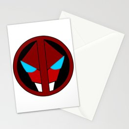 NTW Dead Pool Logo Stationery Cards