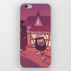 Heigh Ho, Heigh Ho! iPhone & iPod Skin