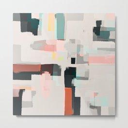 Abstract Painting No. 7 Metal Print