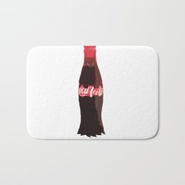 Coke-Man Bath Mat