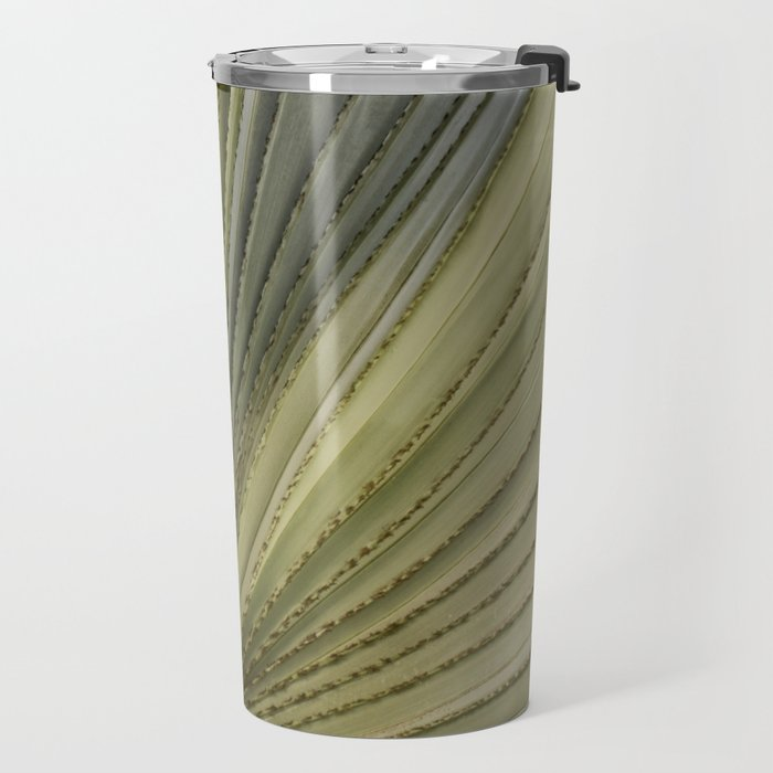 Leaf Peacock Travel Mug