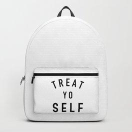 Treat Yo Self Backpack