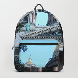 Saint Isaac's Cathedral Backpack