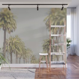 palm trees ... Wall Mural