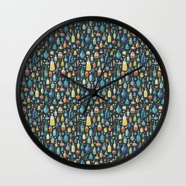 Potions #1 Wall Clock
