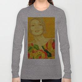 Flowers serie Long Sleeve T-shirt