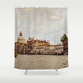 Venice May 2018 Shower Curtain