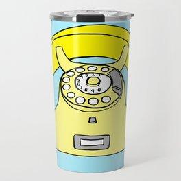Banana Phone Travel Mug