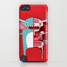 All monsters are the same! iPod touch Slim Case