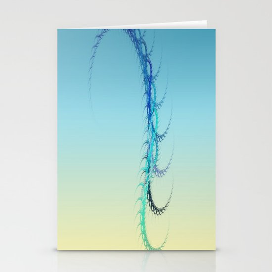 Out of the Blue Stationery Cards