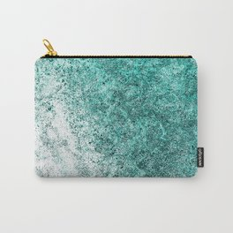 Sea Greenness Carry-All Pouch