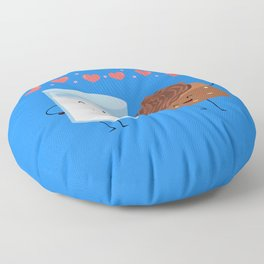 Brownie's BFF Floor Pillow