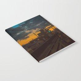 Tokyo Nights / Sunset over Fuji / Liam Wong Notebook