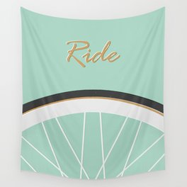 Ride Wall Tapestry
