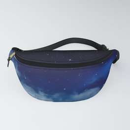 Silent Night Fanny Pack