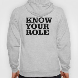d20 Know Your Role Hoody
