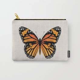 Monarch Butterfly Carry-All Pouch