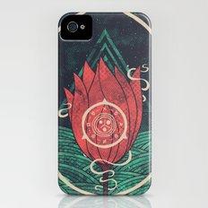 Pulsatilla Patens iPhone (4, 4s) Slim Case