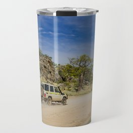 Leopold Downs Road Travel Mug