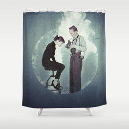 photographs & memories Shower Curtain