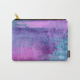 Purple Haze Background Carry-All Pouch