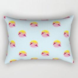Summer dreams pattern Rectangular Pillow