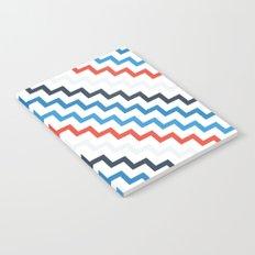 Zig Zag Notebook