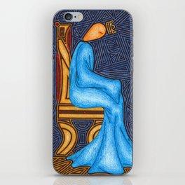 Sad King iPhone Skin