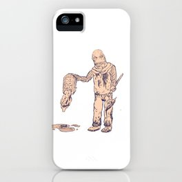 No Left Overs iPhone Case