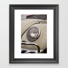 Vintage Car 5 Framed Art Print