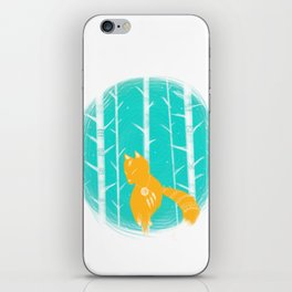 FOX&FOREST iPhone Skin