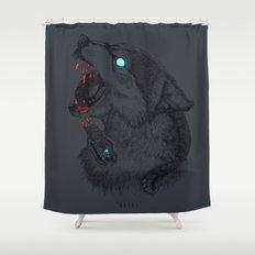 'IIIII' Shower Curtain