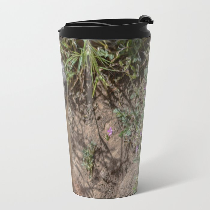 Baby Marmot Travel Mug