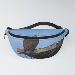 Pinnacle of Power I Fanny Pack