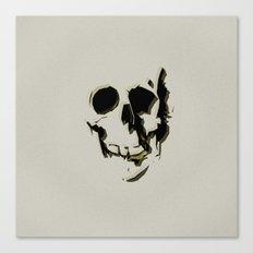 skull #06 Canvas Print
