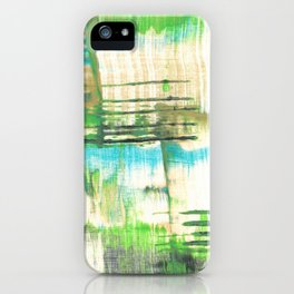 Glass is Greener iPhone Case