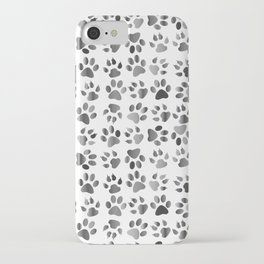 Muddy Paws iPhone Case