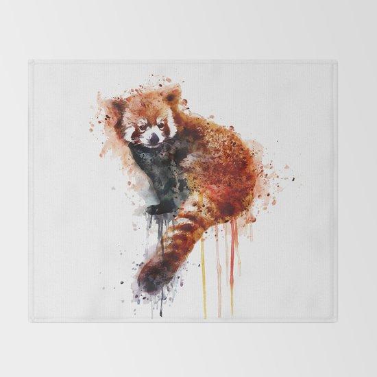 Red Panda by marianvoicu