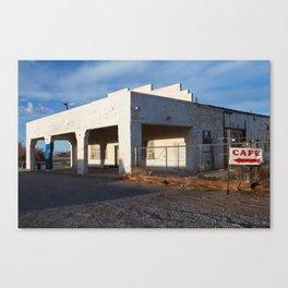Death Valley Junction Canvas Print