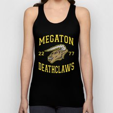 Megaton Deathclaws Unisex Tank Top