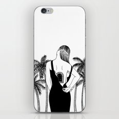 Come Into My World iPhone Skin