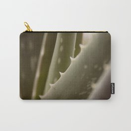 Green Blades Carry-All Pouch