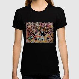 We Built This City .. T-shirt