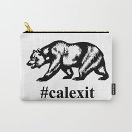 Calexit Make California Great Again T Shirts Carry-All Pouch