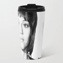 Jane Fonda Hanoi Jane Travel Mug