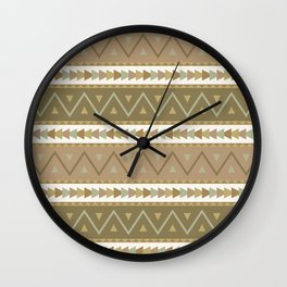 THE ETHNIC MOVE Wall Clock