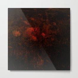 BloodFlower Metal Print